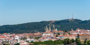 Santiago de Compostela. Ciudad de España