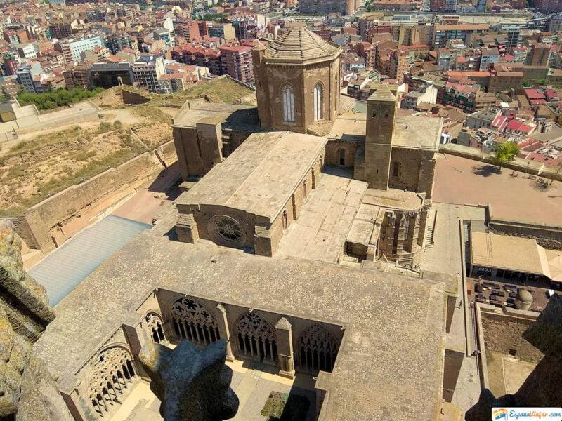 Seu Vella en Lleida