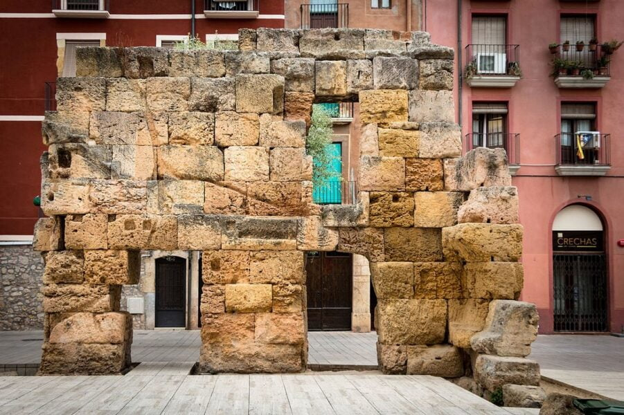 Plaza del Forum Tarragona