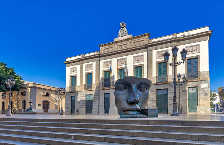 Qué ver en Santa Cruz de Tenerife - Teatro Angel Guimera