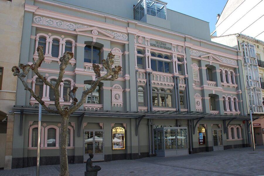 Teatro Bretón de los Herreros. Logroño