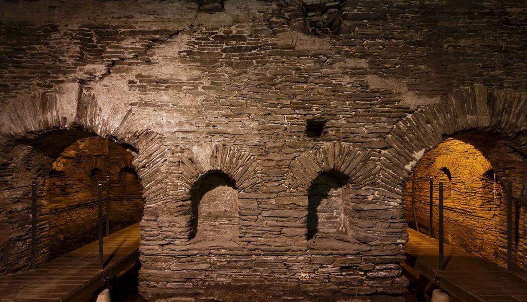 Termas romanas. Lugo