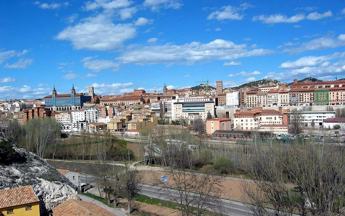 Teruel ciudad de Epaña