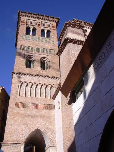 Torre de San Pedro. Teruel