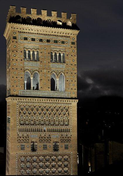 Torre de El Salvador. Teruel