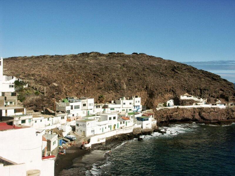 Tufia. Gran Canaria