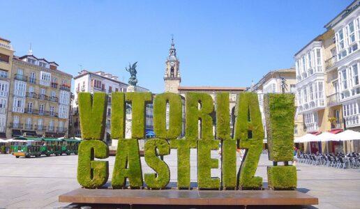 Vitoria ciudad de España