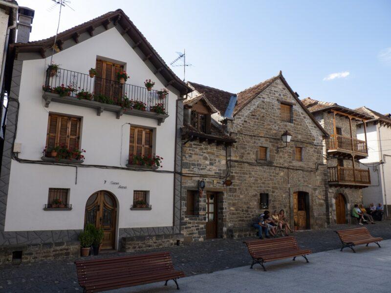 Casas de Ansó Huesca