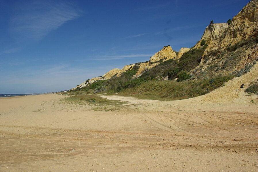 Playa del Parador Huelva
