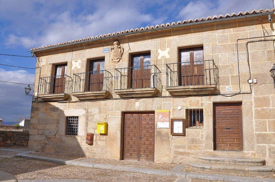 Ayuntamiento de Bonilla de la Sierra