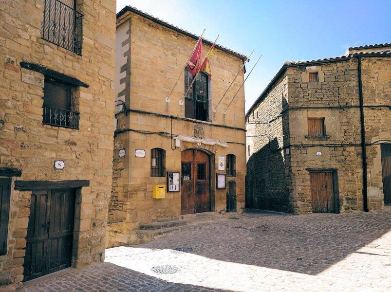 Ayuntamiento de Ujué
