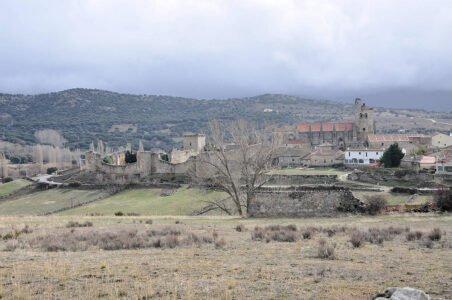 BONILLA DE LA SIERRA-Pueblos más bonitos de Ávila
