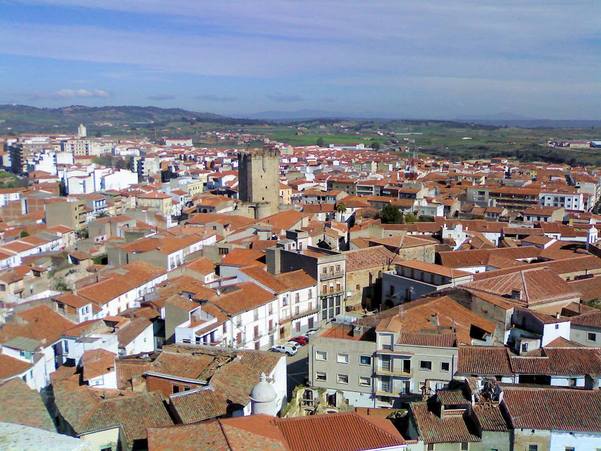 CORIA-Pueblos más bonitos de Cáceres