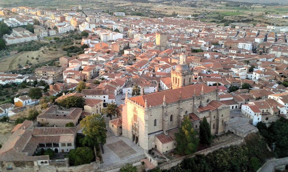 Coria en Cáceres