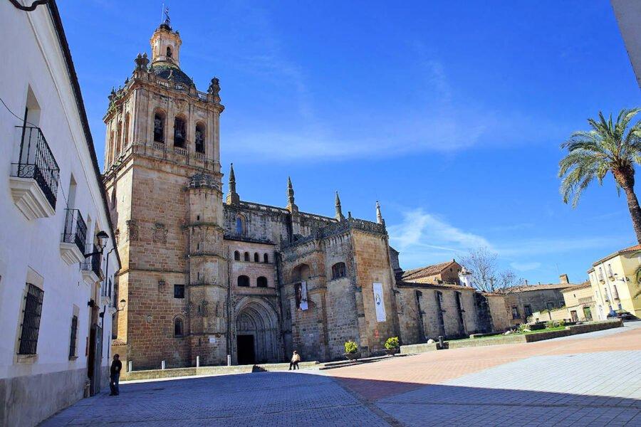 Catedral de Santa María de la Asunción en Coria