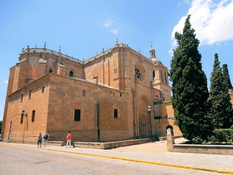 Catedral de Santa María en Ciudad Rodrigo