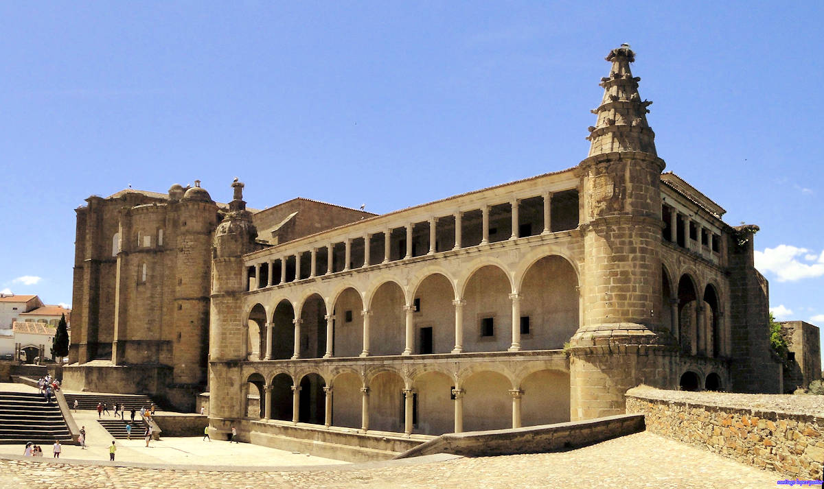 Convento-de-San-Benito-Alcántara