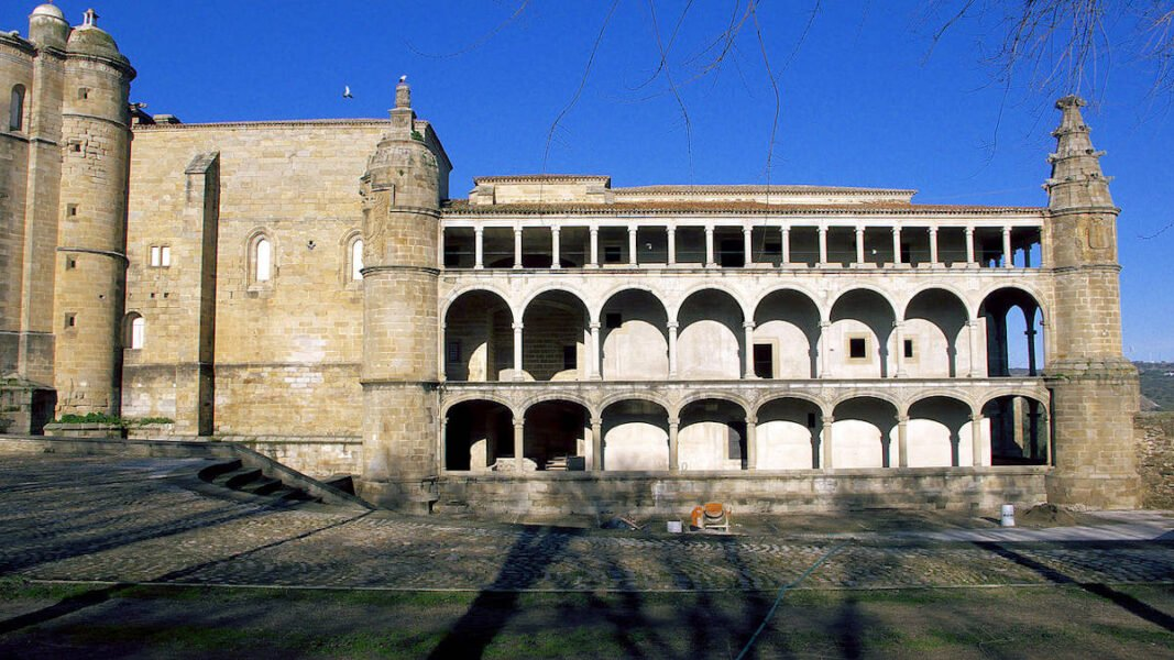 Convento de San Benito en Alcántara