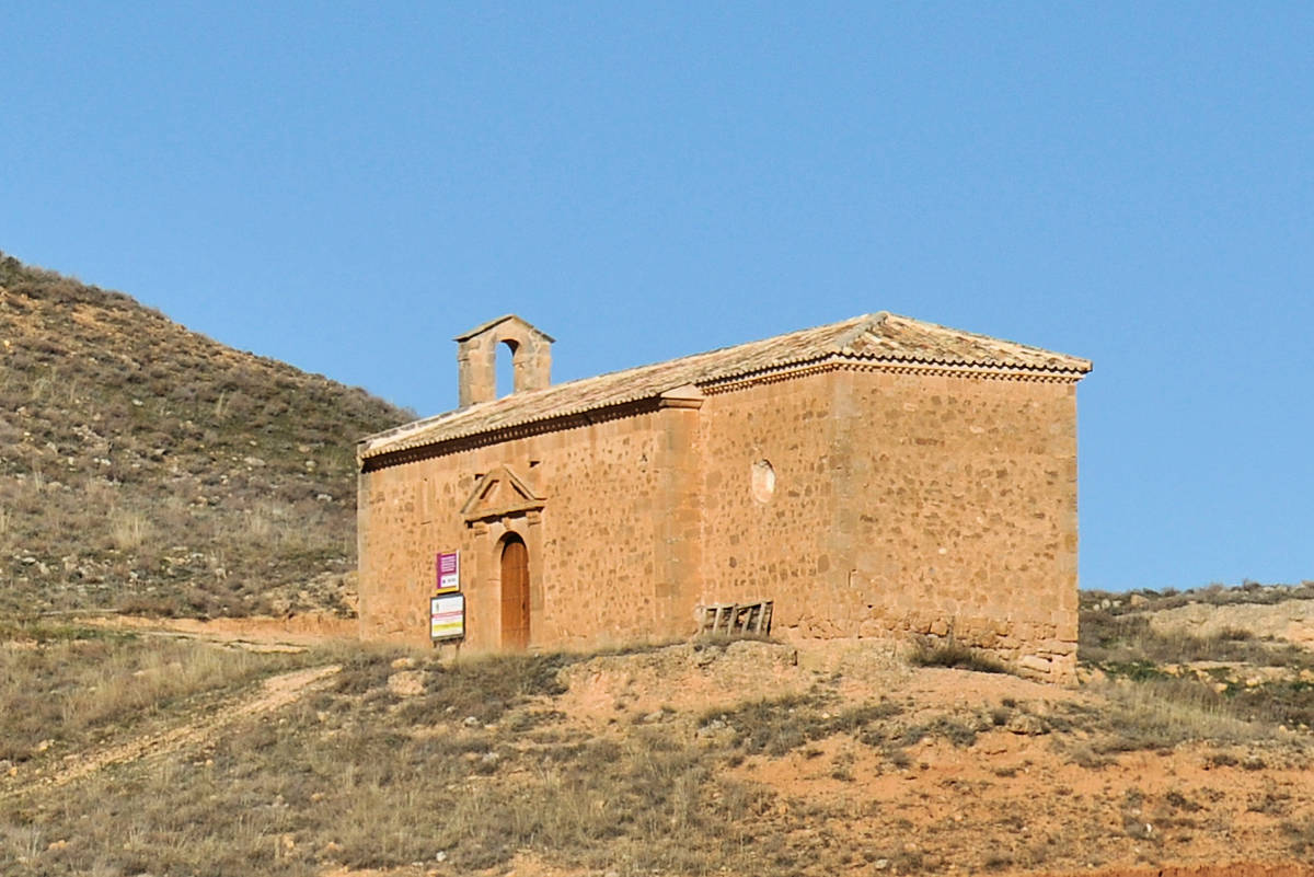 Ermita-de-Nuestra-Señora-de-la-Bienvenida-Monteagudo-de-las-Vicarías