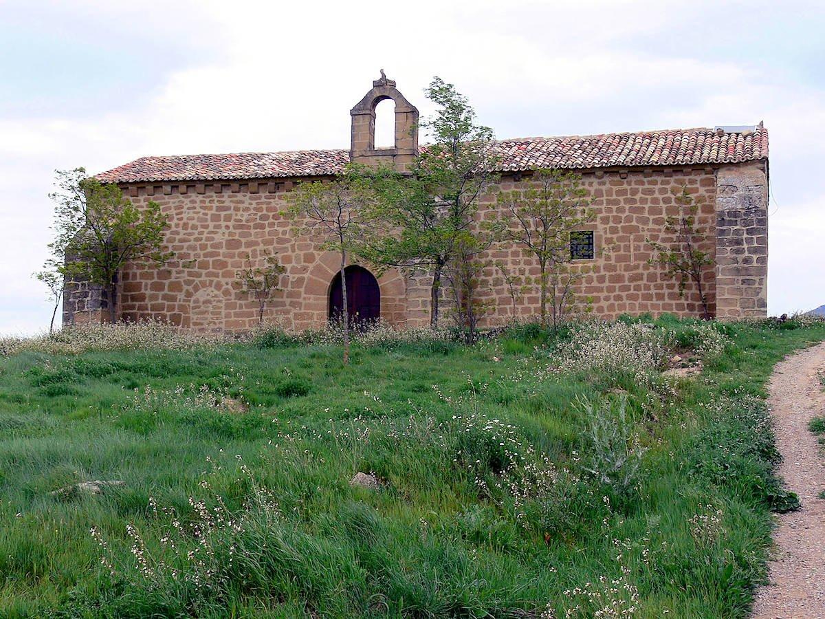 Ermita-de-Santa-María-de-Cillas-La-Rioja-Sajazarra