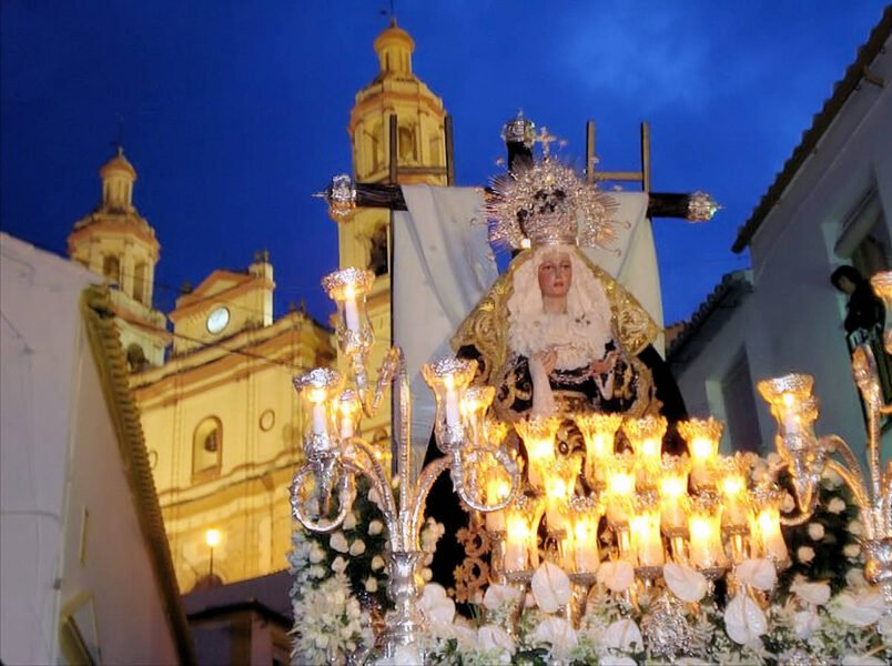 Festividades en Olvera