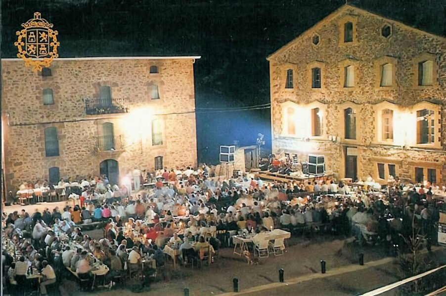 Fiestas en Viniegra de Abajo