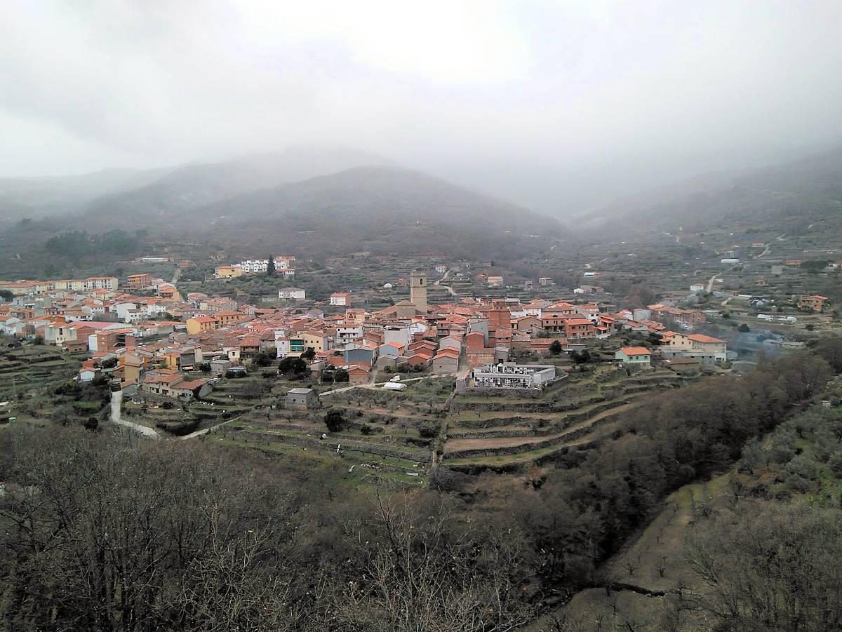 GARGANTA DE OLLA-Pueblos más bonitos de Cáceres