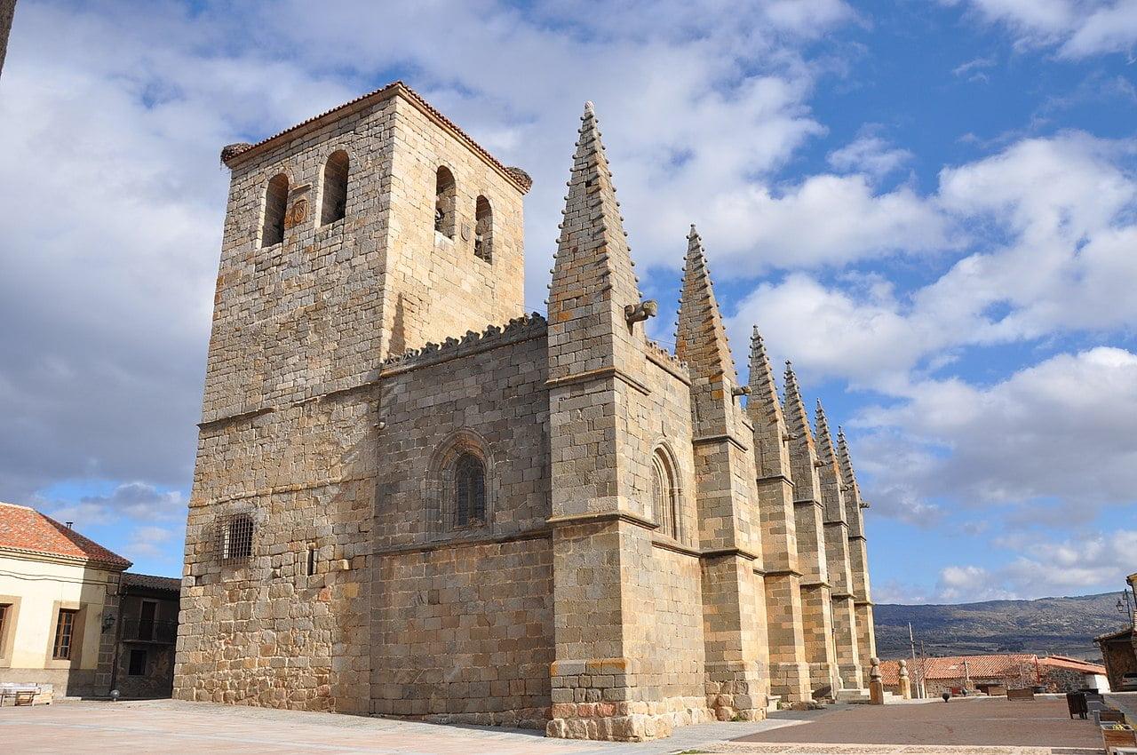 Iglesia-Colegiata-San-Martín-de-Tours-Bonilla-de-la-Sierra