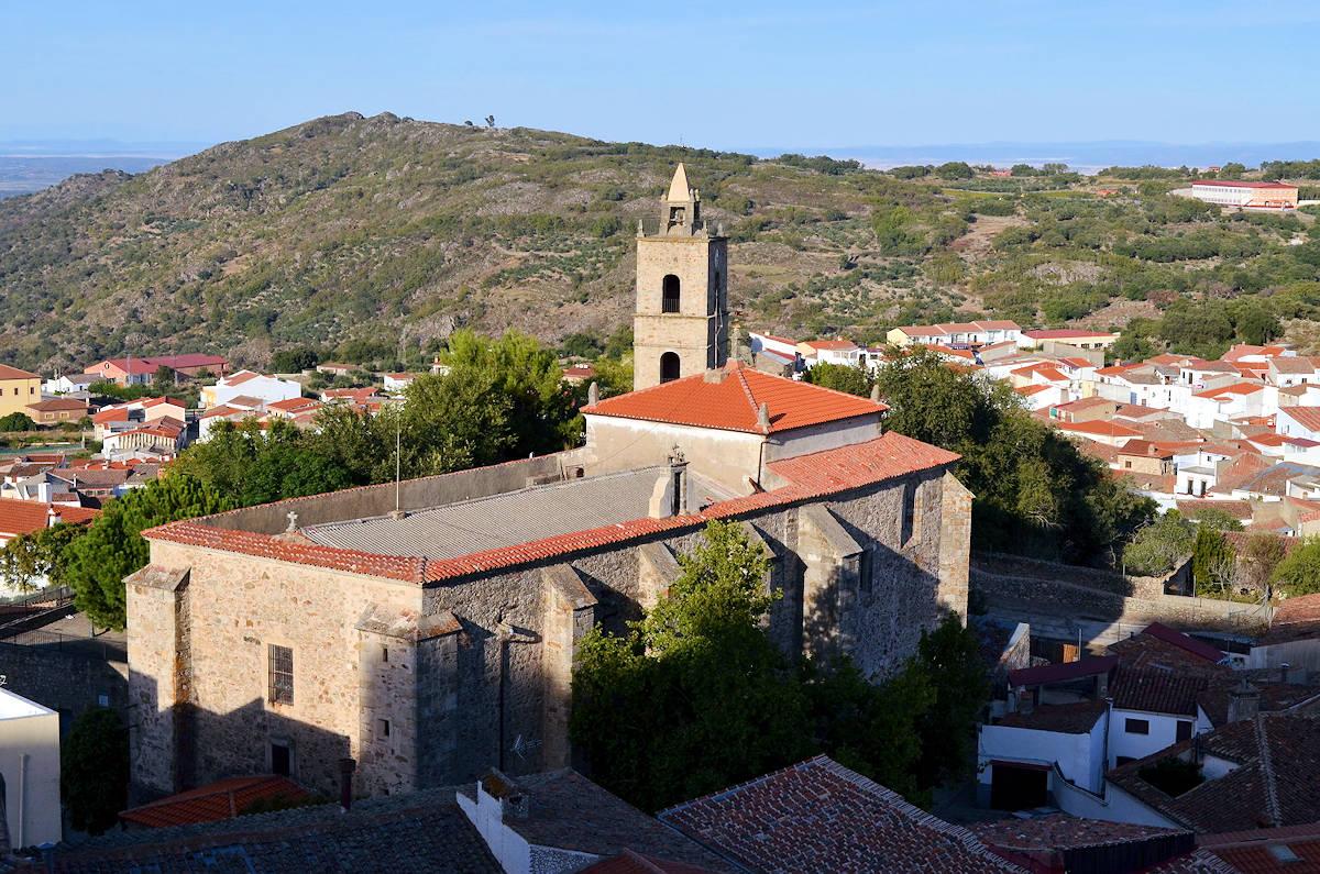 Iglesia-Parroquial-San-Mateo-Montánchez