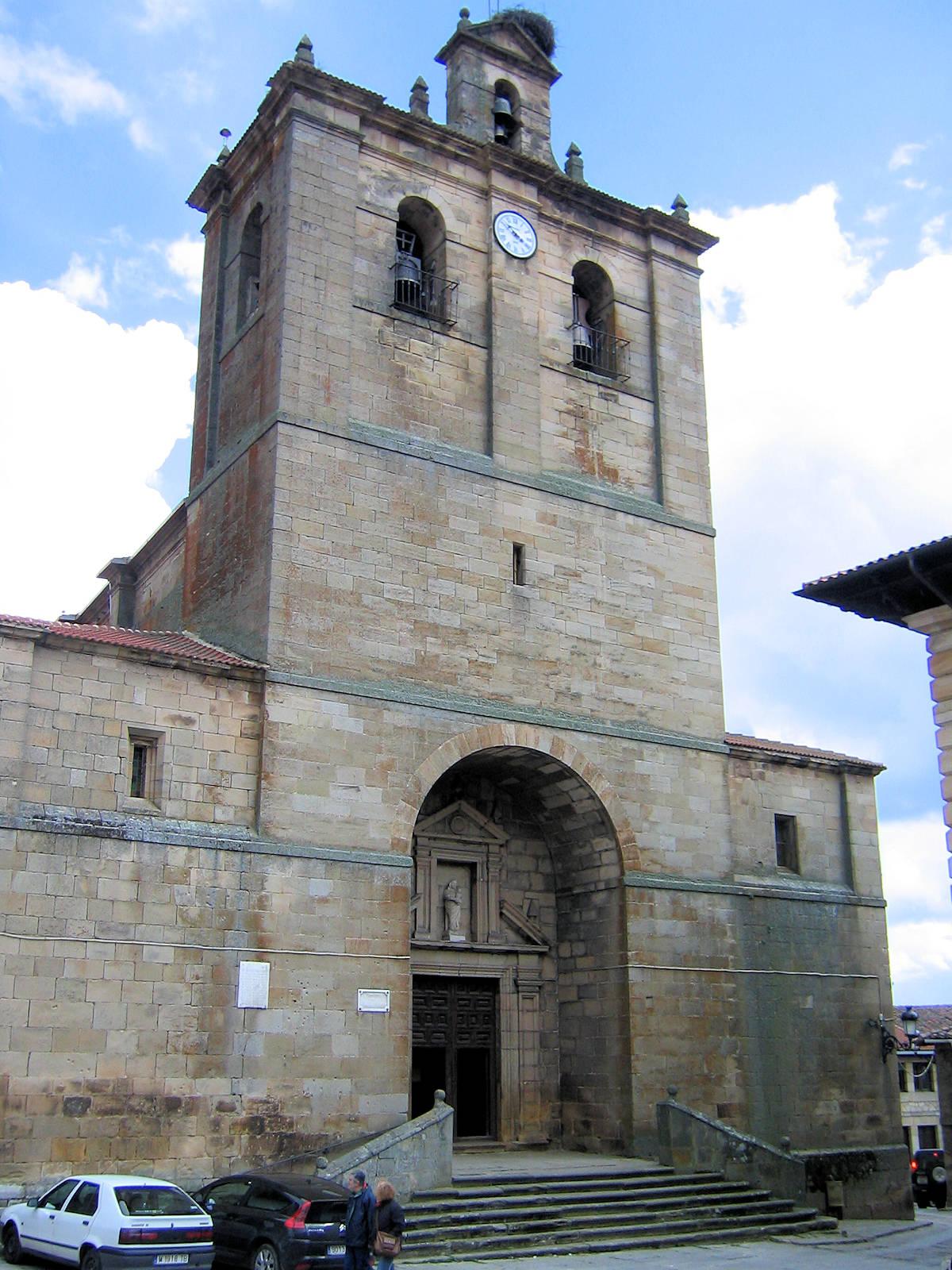 Iglesia-Nuestra-Señora-del-Pino-Vinuesa-Soria
