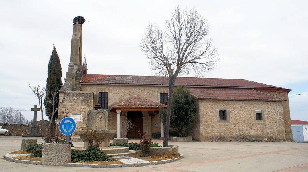 Iglesia de San Miguel Arcángel en ledesma