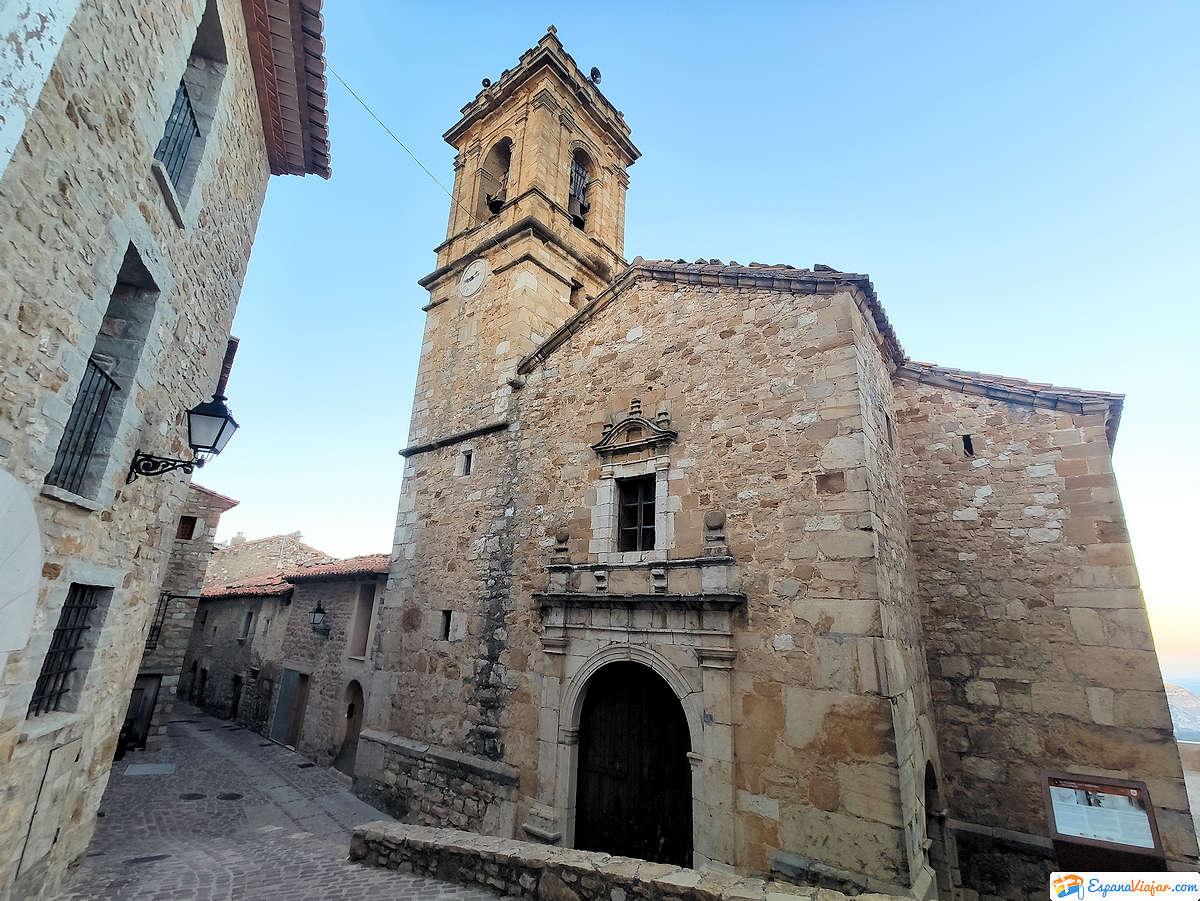 Iglesia del Salvador de Culla