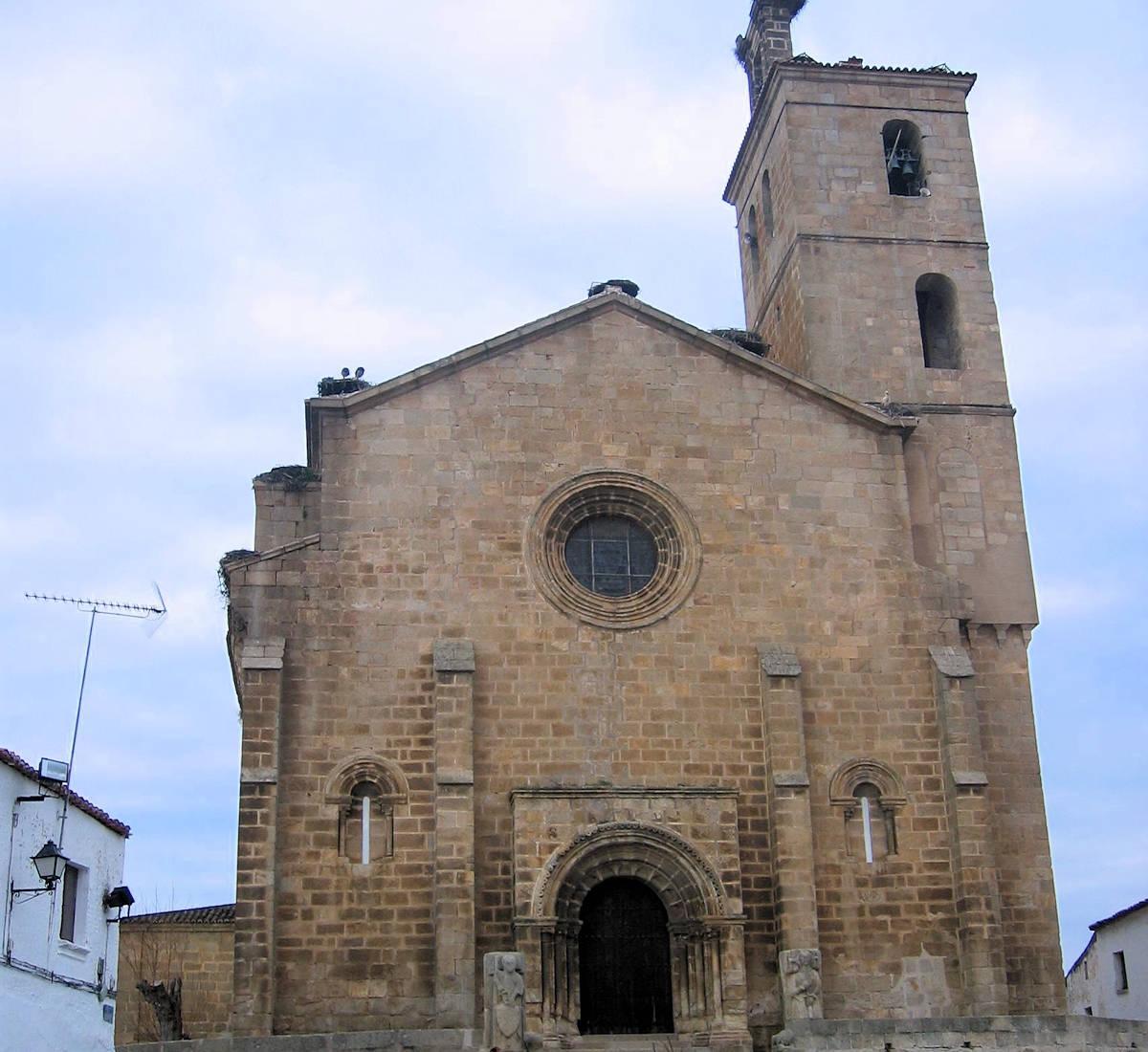 Iglesia-Santa-María-de-Almocóvar-Alcántara