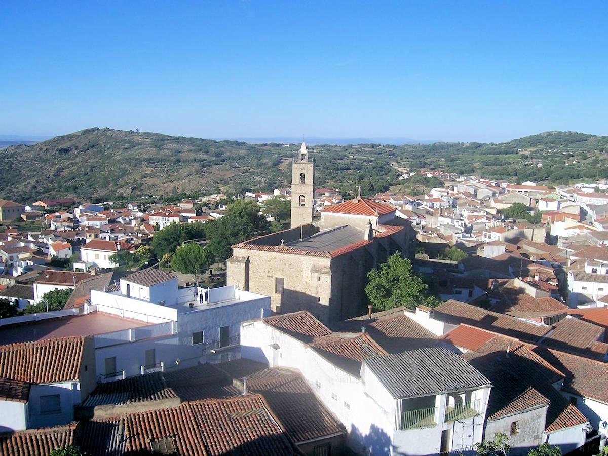 MONTÁNCHEZ-Pueblos más bonitos de Cáceres