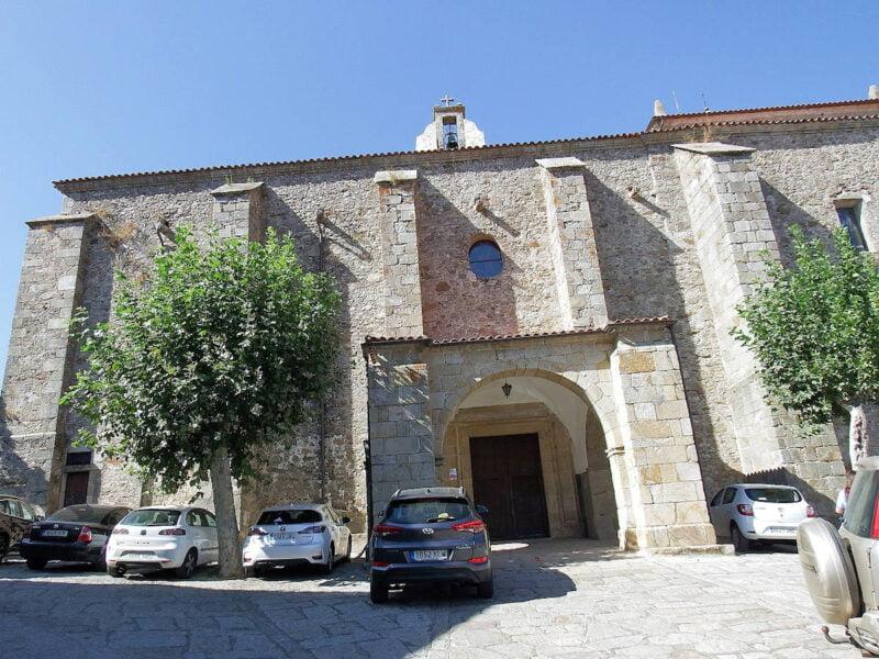 Montánchez en Cáceres