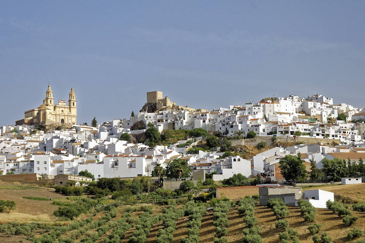 OLVERA-Pueblos más bonitos de Cádiz