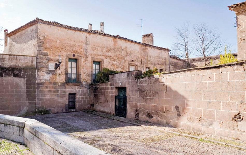 Palacio de los Duques de Alba de Coria
