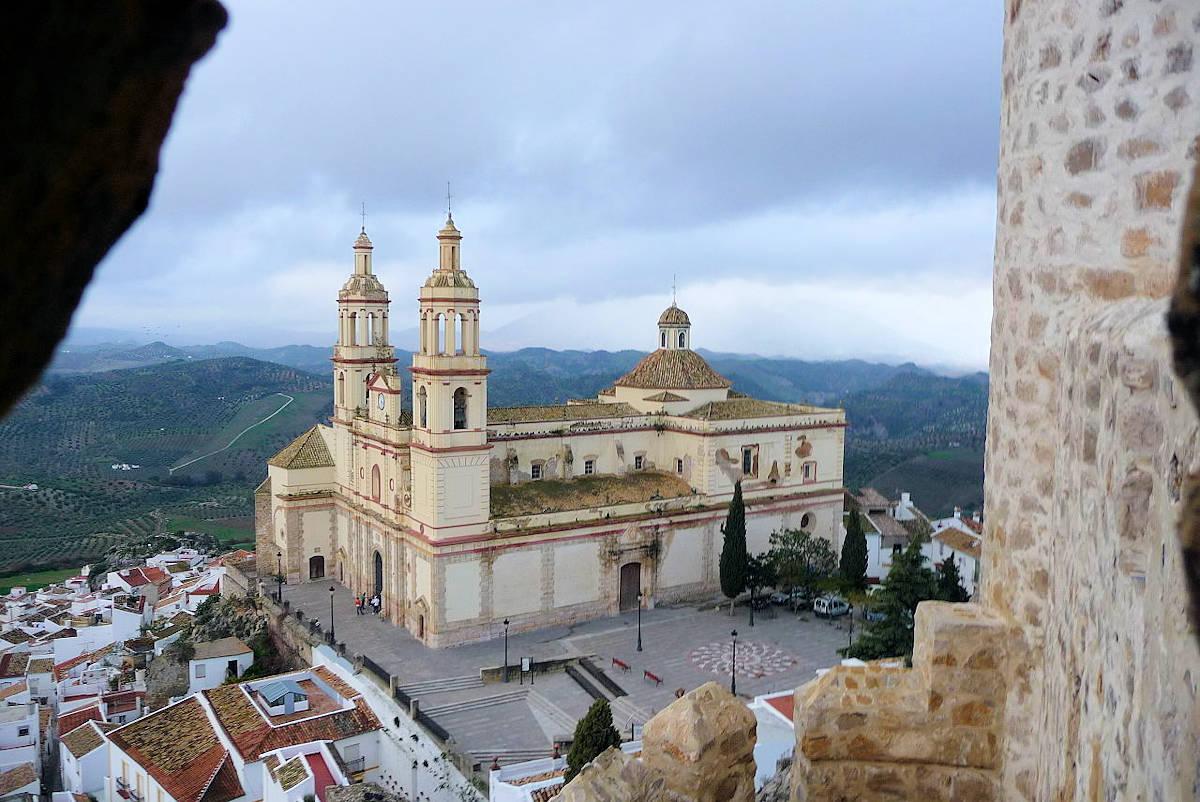 Castillo-Iglesia-de-Nuestra-Señora-de-la-Encarnación-Olvera