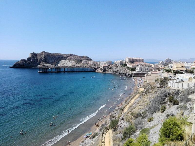 Playa El Hornillo