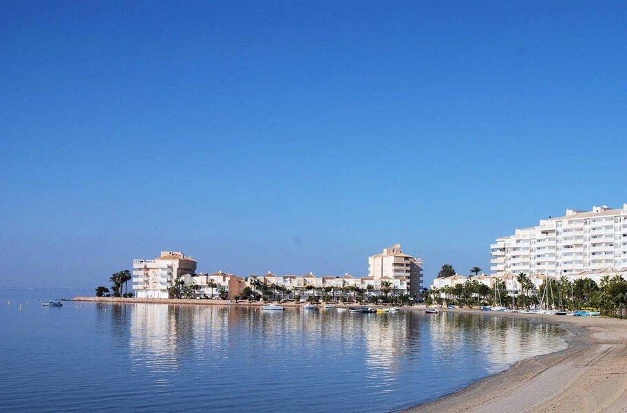 Playa La Manga
