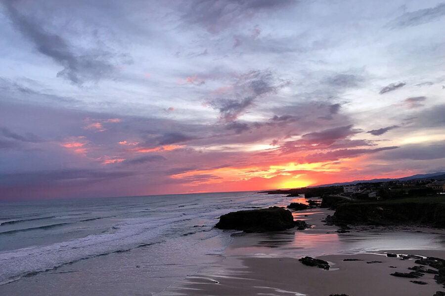 Playa Lóngara