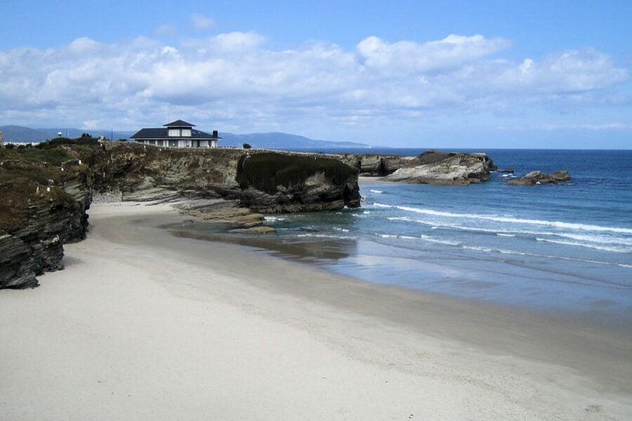 Playa Os Castros