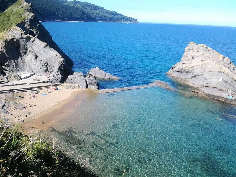 Playa de Aritxazu