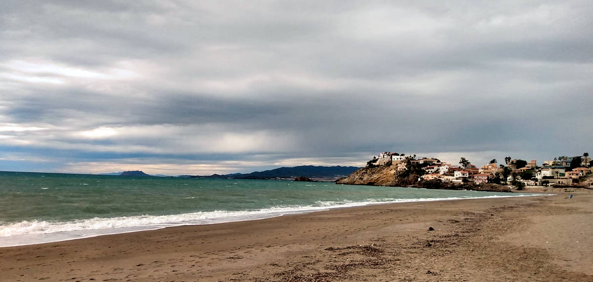 bolnuevo-murcia-playa
