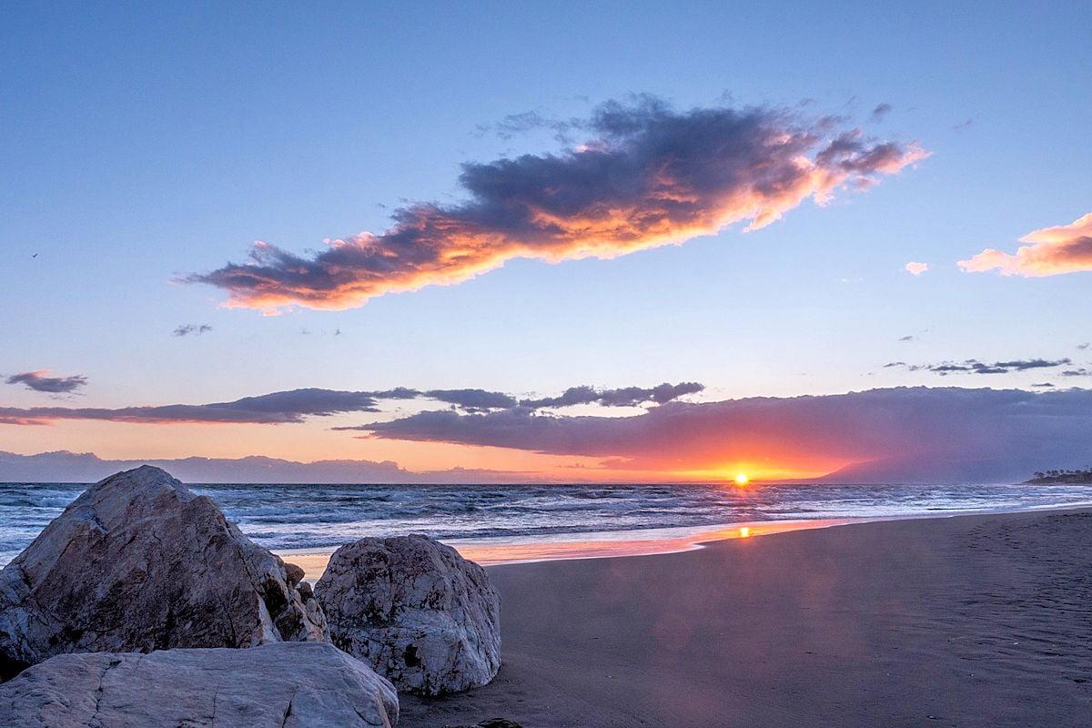 cabopino-málaga-playa