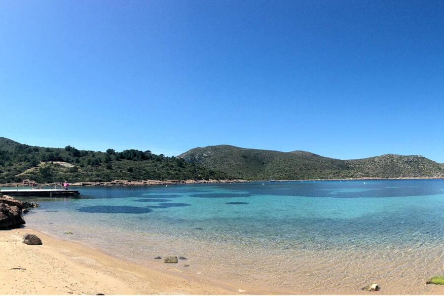 Playa del Puerto en Alcúdia