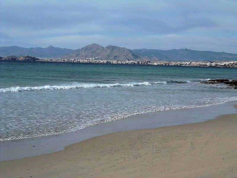 Playa la Azohía