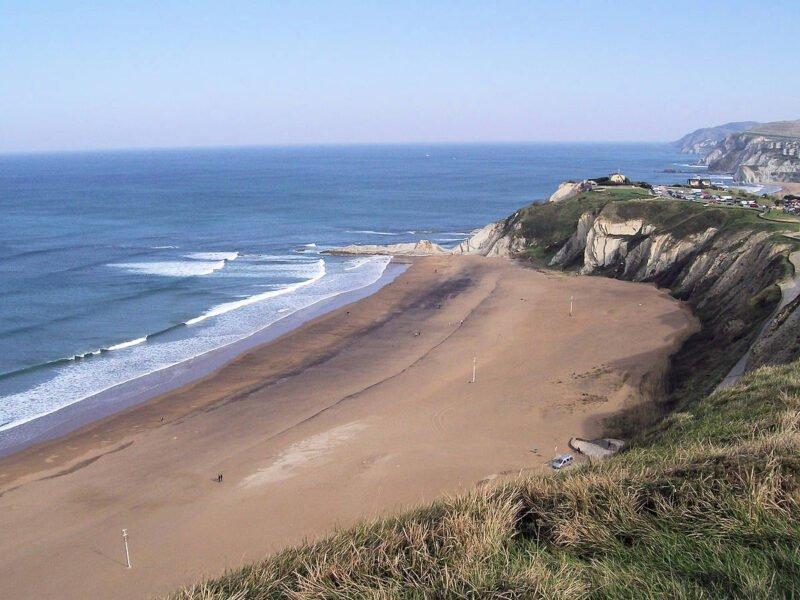 Playa la Salvaje (Barinatxe)