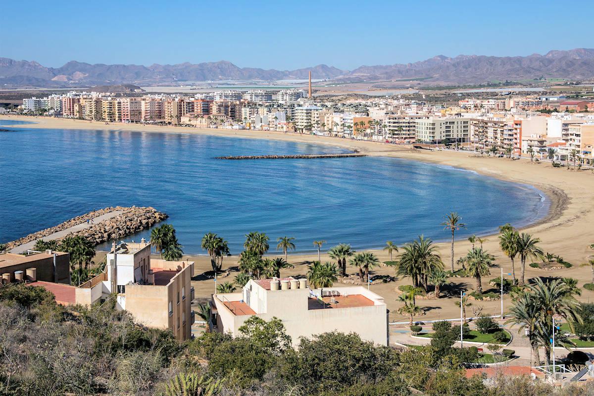 Playas más bonitas de Murcia