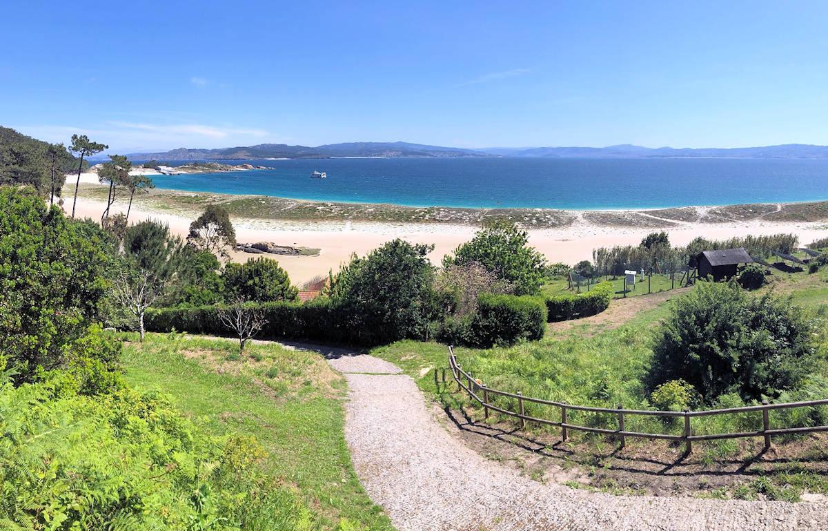 Playas más bonitas de Pontevedra